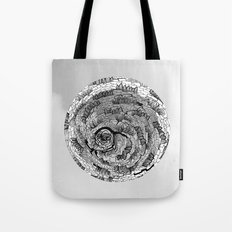 there is something in grey Tote Bag
