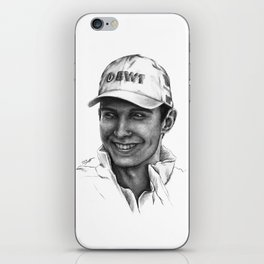 Esteban iPhone Skin