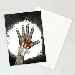 Hand Study Stationery Cards