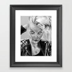+ Dark Fantasy + Framed Art Print