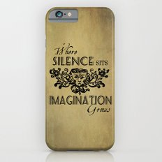 Where Silence Sits Slim Case iPhone 6s