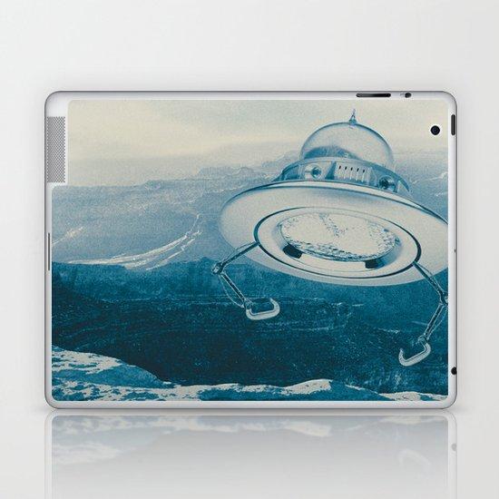 UFO III Laptop & iPad Skin