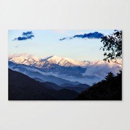Mount Baldy Canvas Print