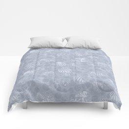 feuilleHiver Comforters
