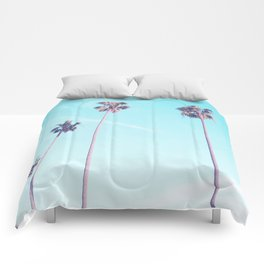Palms Good Vibes Comforters