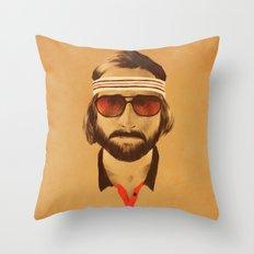 Baumer Throw Pillow