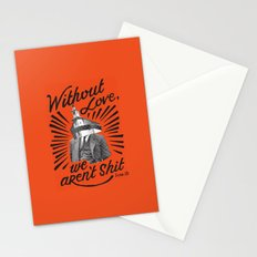 Without Love Stationery Cards