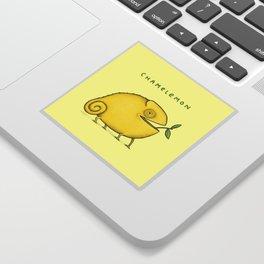 Chamelemon Sticker