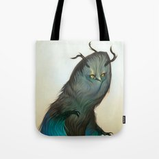 Mischievous Chacac Tote Bag