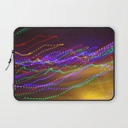 Dizzy Lights Laptop Sleeve