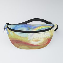 The Earth she is Alive Fanny Pack
