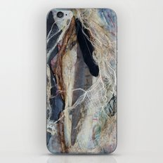 sanctuary of time and memory iPhone & iPod Skin
