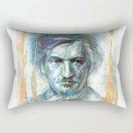 Austin Osman Spare Rectangular Pillow