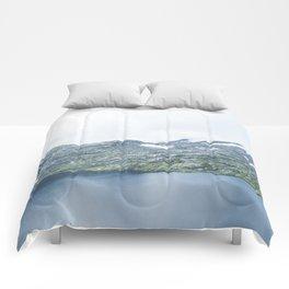 Norway landscape#28 Comforters
