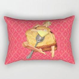 Toasted Rectangular Pillow