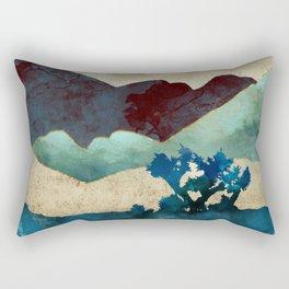 Evening Calm Rectangular Pillow
