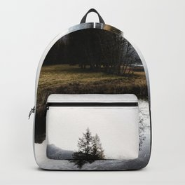 Mountain river 2 Backpack