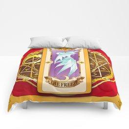 The Freeze (12/52) Comforters