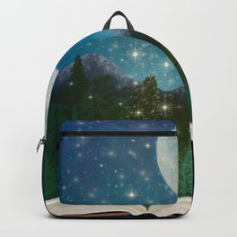 Open Your Imagination Backpack