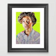 Esperanza Framed Art Print