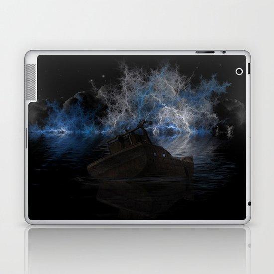Ghost ship Laptop & iPad Skin