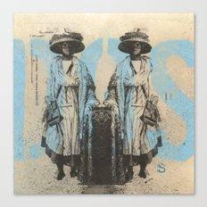 Dos Canvas Print
