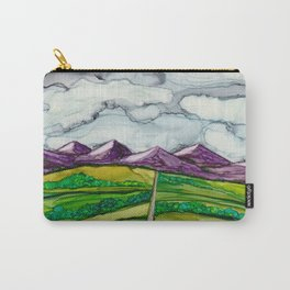Take Me To The Mountains Carry-All Pouch