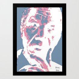 """The Thinker"" Art Print"