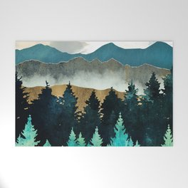 Forest Mist Welcome Mat