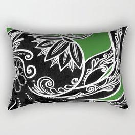 Pulpo Xochimilco Rectangular Pillow
