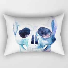 Skull 07 Rectangular Pillow