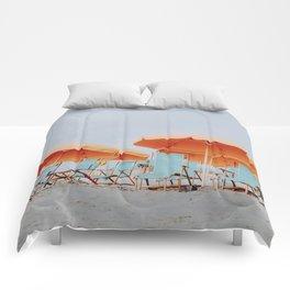 Cocoa Beach / Florida Comforters