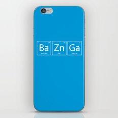 Bazinga iPhone & iPod Skin