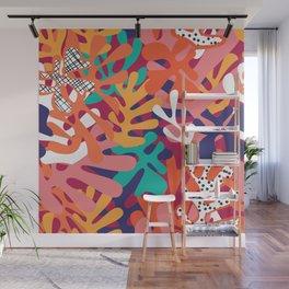 Matisse Pattern 006 Wall Mural