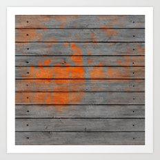 Deck Art Print