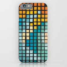 sun and wave iPhone 6s Slim Case