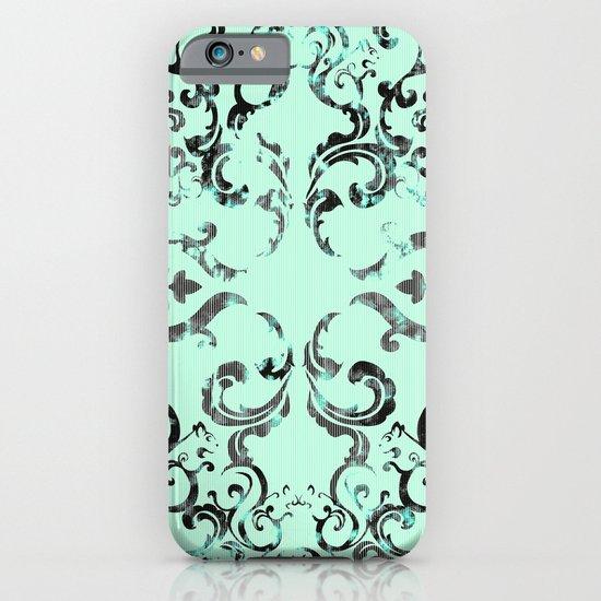 Squirrel Swirl iPhone & iPod Case