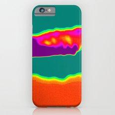 Psychedelic Hamburger iPhone 6s Slim Case