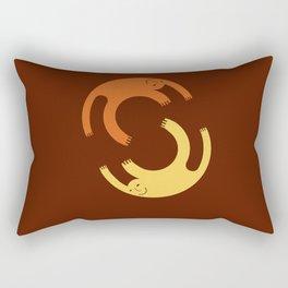 Me and me (designer) Rectangular Pillow