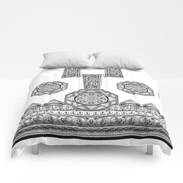 Grecian Holiday Revisited! Comforters