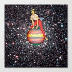 Star Hopper 3 Canvas Print