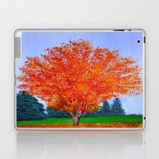 Fall tree in ND Laptop & iPad Skin