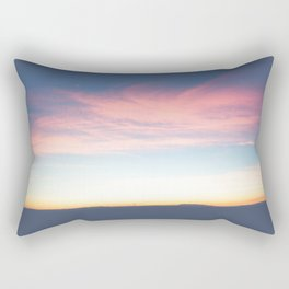 Marfa Lights Rectangular Pillow