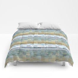 Sea Blocks Comforters