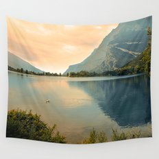 Autumn Glance Wall Tapestry