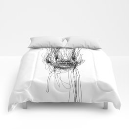 Disappearing Comforters