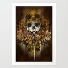 Silence of the Soul Art Print