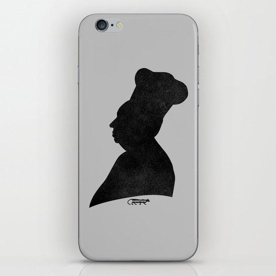 Hitchcook iPhone & iPod Skin