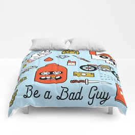 Be a Bad Guy Comforters