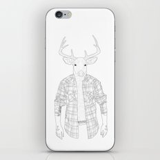 What the Deer ? iPhone & iPod Skin